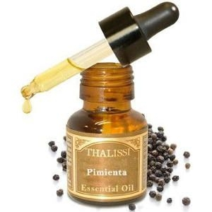 Aceite Esencial Puro de Pimienta 100% 17ml Thalissi