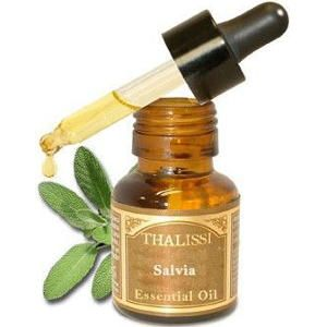 Aceite Esencial Puro de Salvia 100% 17ml Thalissi