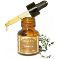 Aceite Esencial Puro de Tomillo 100% 17ml Thalissi