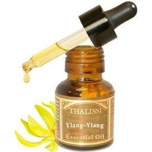 Aceite Esencial Puro de Ylang-Ylang 100% 17ml Thalissi