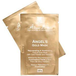 Angels Gold Mask Mascarilla Rejuvenecedora 36 unds 5ml Alissi Bronte
