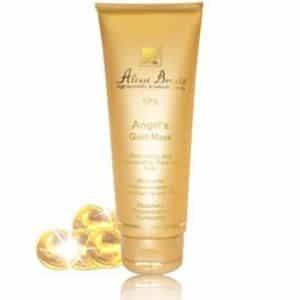 Angels Gold Mask Mascarilla Rejuvenecedora Iluminadora 200g Alissi Bronte