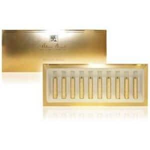 Beauty Gold Serum Concentrado Tensor Iluminador al Oro 10 unds x 2ml Alissi Bronte
