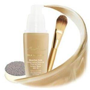 Cellular Foundation Maquillaje con Caviar 30ml + Regalo Pincel Alissi Bronte