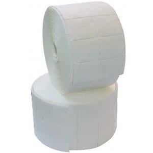 Cuadraditos Celulosa Manicura Pedicura Precortado 4 x 5cm 2 Rollos x 500 unidades