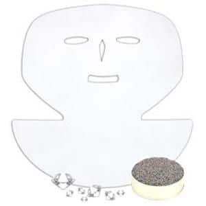 Diamond Caviar Veil Velo Impregnado con Activos Antienvejecimiento 3 unds 30ml Alissi Bronte