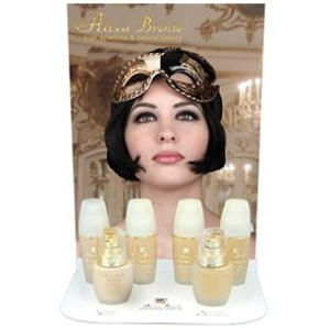 Expositor 6 Maquillajes con Tester Alissi Bronte