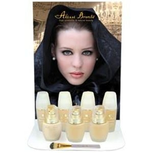 Expositor 7 Maquillajes Tratamiento con Tester Alissi Bronte