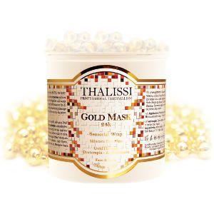 Gold Mask 24k Máscara Oro Fino 500gr Thalissi