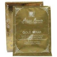 Gold Wrap Envoltura de Oro 24k y Perlas 10 unids x 30g Alissi Bronte