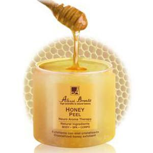 Honey Peel Exfoliante con Miel Cristalizada 600ml Alissi Bronte