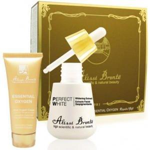 Perfect White Extracto Facial Despigm 30ml + Essential Oxygen 20ml Alissi Bronte