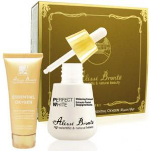 Perfect White Extracto Facial Despigm 30ml + Essential Oxygen 20ml Alissi Bronte