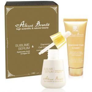 Sublime Serum 30ml + Diamond Cell Cream 20ml Alissi Bronte