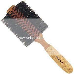 Cepillo Circular Mango Corcho Grande Brush 670