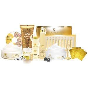 Pack Tratamiento Magnetico Equilibrante Diamond Gold Imanes y Laminas Oro Alissi Bronte