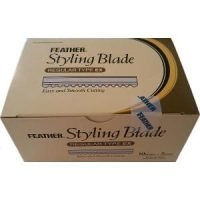 Recambio Navaja Feather Styling Blade 5 cajas