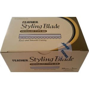 Recambio Navaja Feather Styling Blade 5 cajas