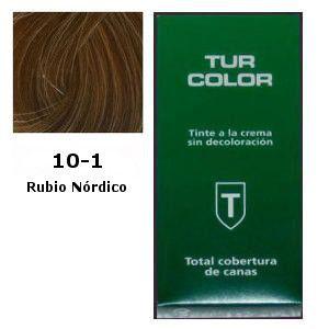 Tinte Tur 10-1 Rubio Nórdico