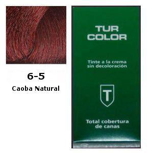 Tinte Tur 6-5 Caoba Natural