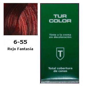Tinte Tur 6-55 Rojo Fantasía