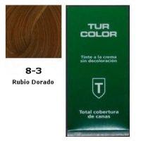 Tinte Tur 8-3 Rubio Dorado