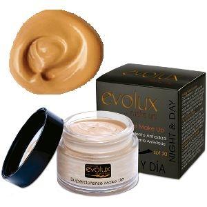 Maquillaje Tratamiento Antiedad 37 FPS 30 Evolux 40ml