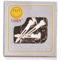 Pinza Acero Candy Mediana Caja 100 Unidades