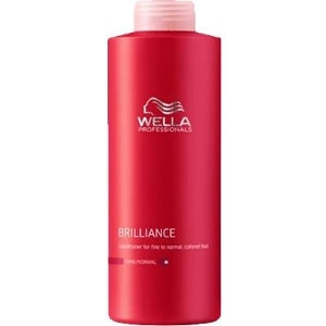 Champú Brilliance Cabello Coloreado Fino Normal Wella Care 1000ml