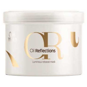 Oil Reflections Mascarilla 500ml Wella Realzadora del Brillo