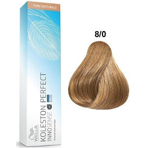Tinte INNOSENSE 8-0 Koleston Perfect Rubio Intenso Claro 60ml Wella
