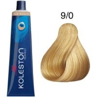 Tinte Koleston Perfect 9-0 Rubio Intenso Muy Claro Pure Naturals 60ml Wella