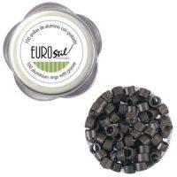 Anillas Aluminio con Grabado Castaño Medio 5 Eurostil