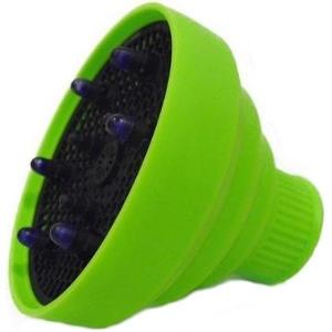 Difusor Plegable Verde Silicona Universal