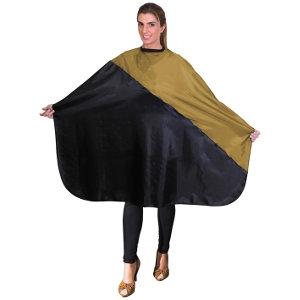 Capa Corte Ocre - Negro con Velcro Eurostil