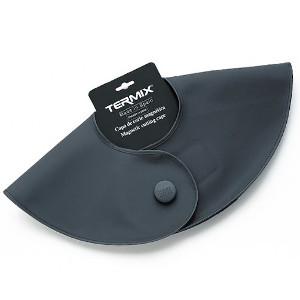Capa Corte Termix Magnética Profesional Negra