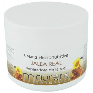Crema Hidronutritiva Jalea Real Maurens 300ml