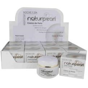 Crema Naturpearl 50ml Expositor 12 Unds