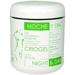 Gel Criotérmico Relajante Criogel Noche&Dia 500ml