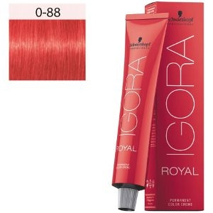 Igora Royal 0-88 Booster Mix Tono Rojo Schwarzkopf 60ml