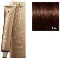 Igora Royal Absolutes 4-50 Schwarzkopf Castaño Medio Dorado Natural 60ml