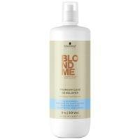 Oxidante BlondMe 30 Vol 9% Loción Activadora Premium Care Schwarzkopf 1000ml