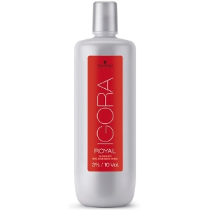 Oxidante Igora Royal 10 Vol 3% Loción Activadora Schwarzkopf 1000ml