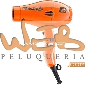 Secador Parlux Advance Naranja Light Ionic & Ceramic