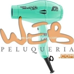Secador Parlux Advance Turquesa Light Ionic & Ceramic