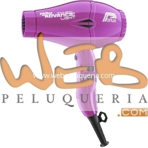 Secador Parlux Advance Violeta Light Ionic & Ceramic