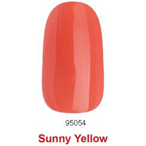 Esmalte Gel Sunny Yellow All in One 1 Paso N° 54 7ml AG