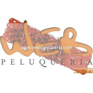 Rulo Malla 15mm Espiral Rojo Docena