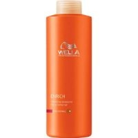 Champú Volumen Wella Care Enrich Cabello Fino-Normal 1000ml