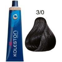 Koleston Perfect 3-0 Wella Tinte Castaño Intenso Oscuro Pure Naturals 60ml